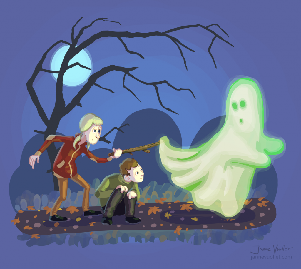 spooky investigations
